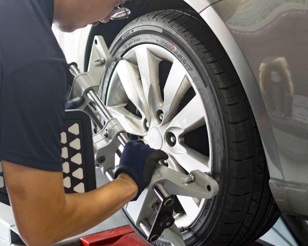 Tire Balancing in Harrisonburg, PA