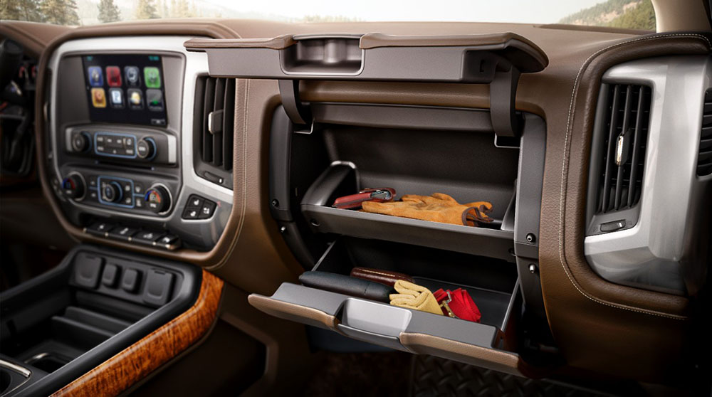 2017 Chevy Silverado 1500 High Country Interior Gallery8