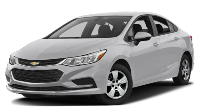 2017 Chevy Cruze Gray
