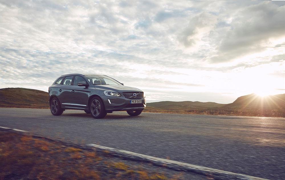 2017 Volvo XC60 Exterior