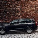 2017 Volvo XC90 Parked