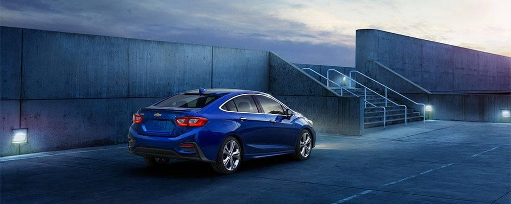 There's More to Explore with the Chevy Cruze Trim Levels