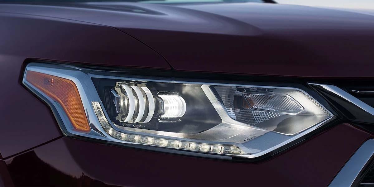 2018 Chevrolet Traverse Headlight