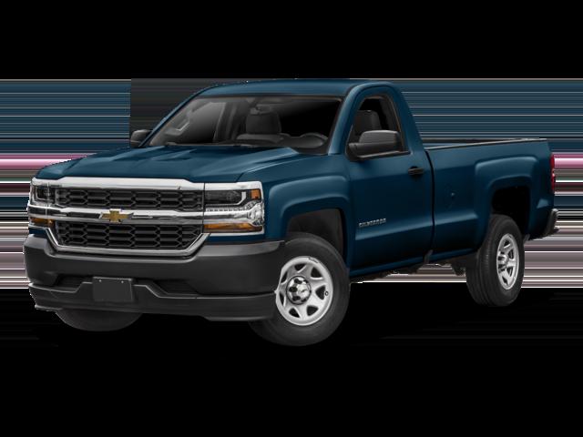2018 Chevrolet Silverado 1500 copy