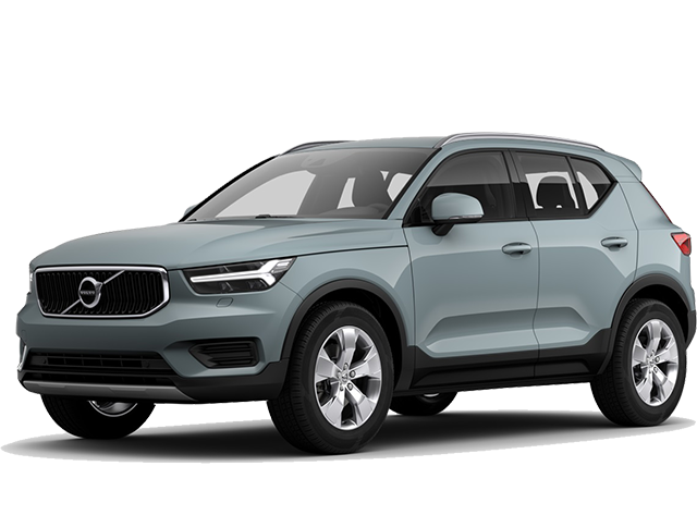 2019 Volvo XC40 hero image