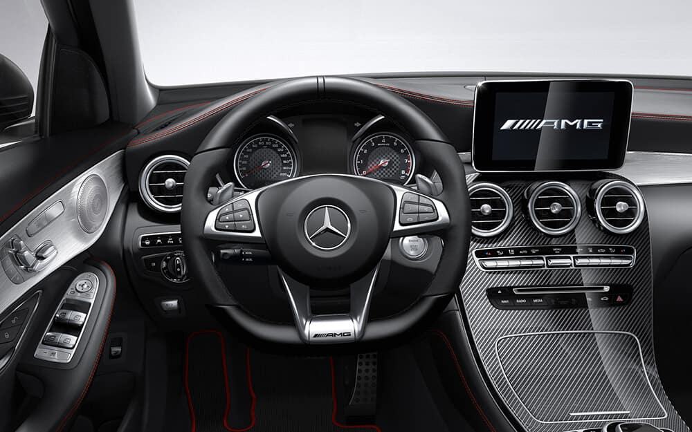 2018 MB GLC Dash