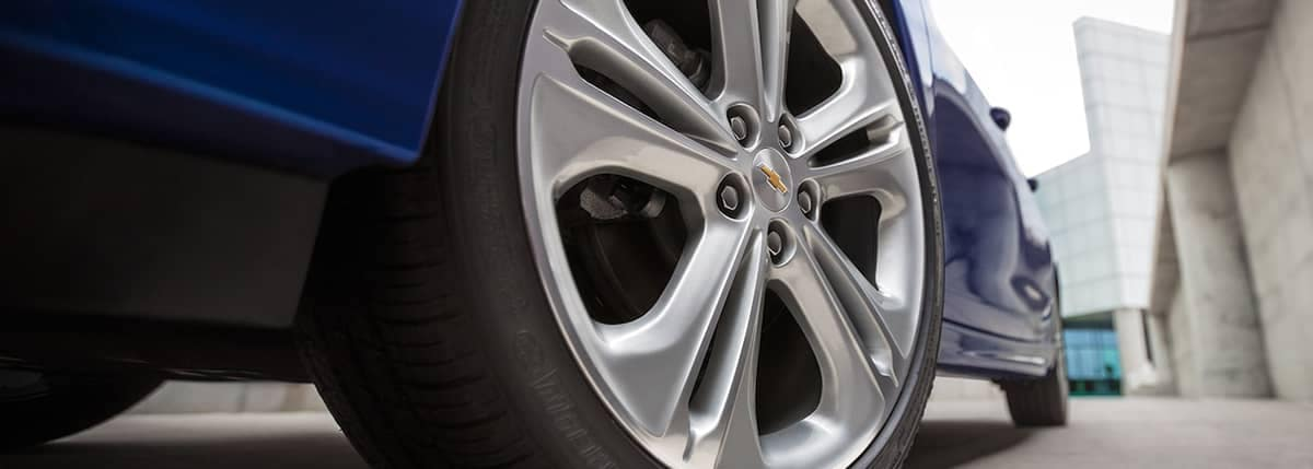 2018 Chevy Cruze Tire