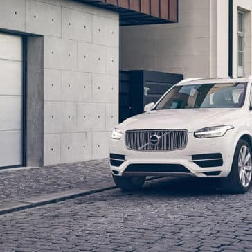 2018 Volvo XC90 White