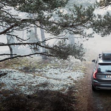 2018 Volvo XC90 Rear
