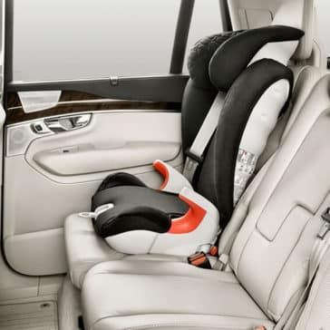 2018 Volvo XC90 Seating
