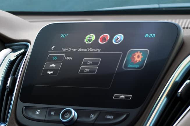 Teen Driver Technology