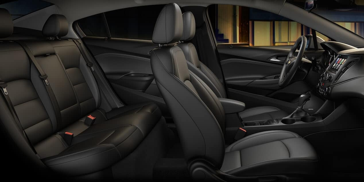 2019 Chevy Cruze Seating