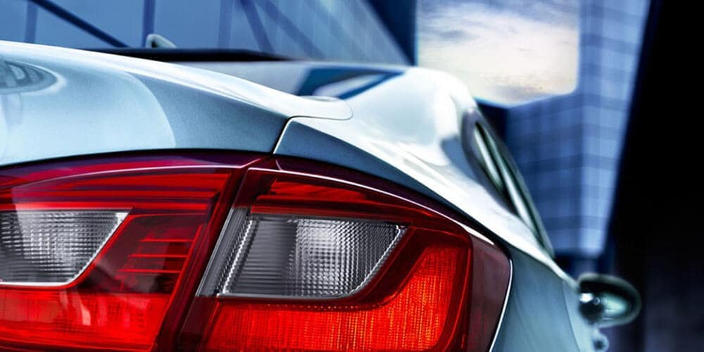 2019 Chevy Cruze Taillight