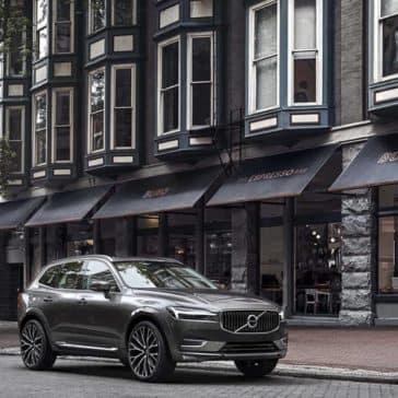 2019 Volvo XC60 in gray