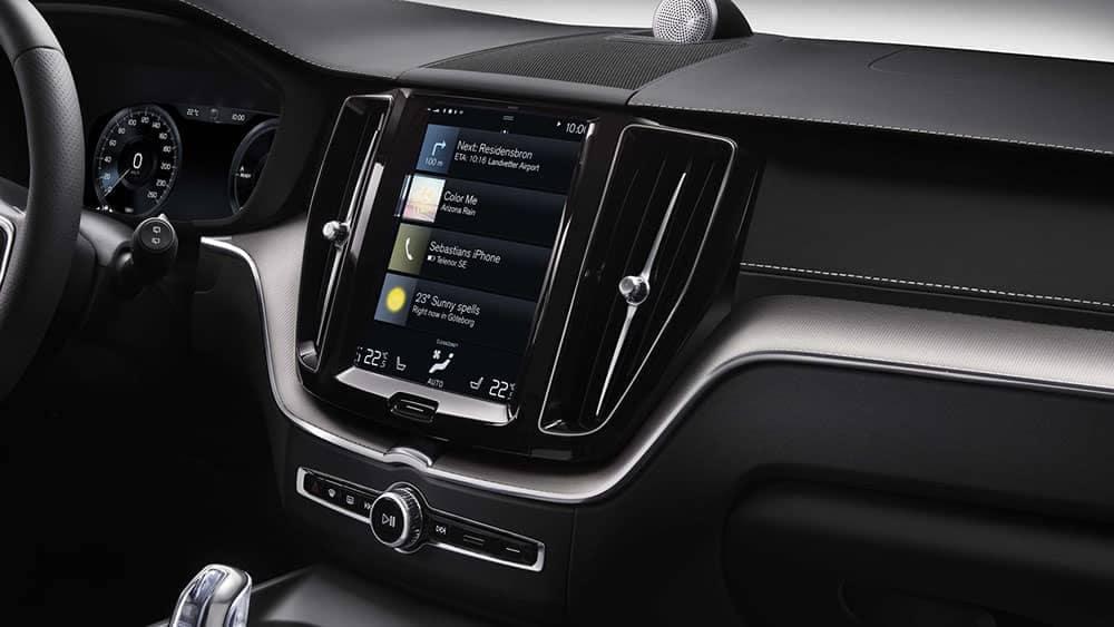 Sensus in 2019 Volvo XC60