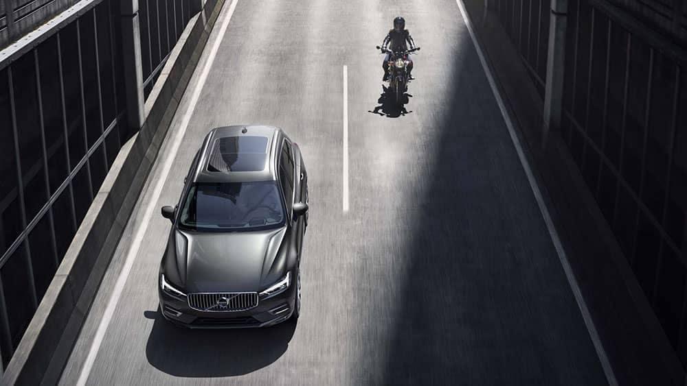 2019 Volvo XC60 on road