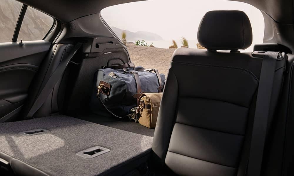 Chevy Cruze Interior