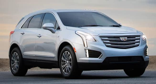 2019 Cadillac XT5 Parked
