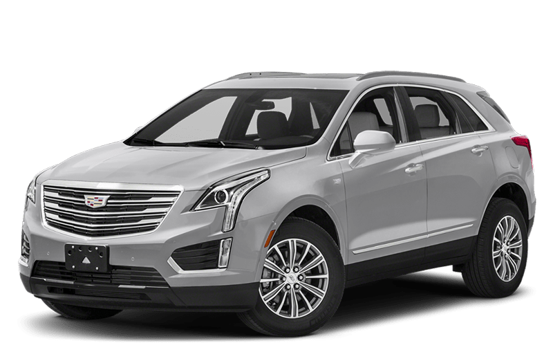 2019 Cadillac XT5 Silver