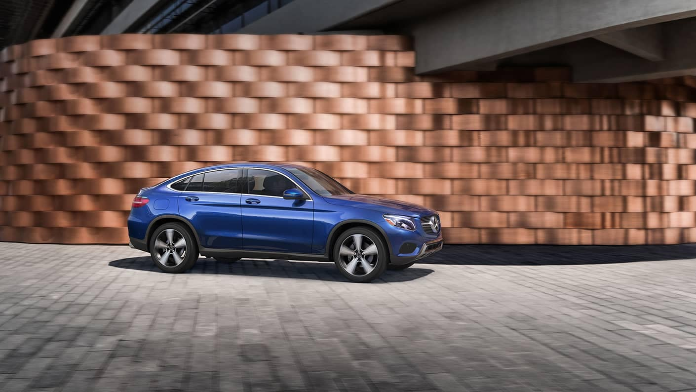 2019 MB GLC Blue