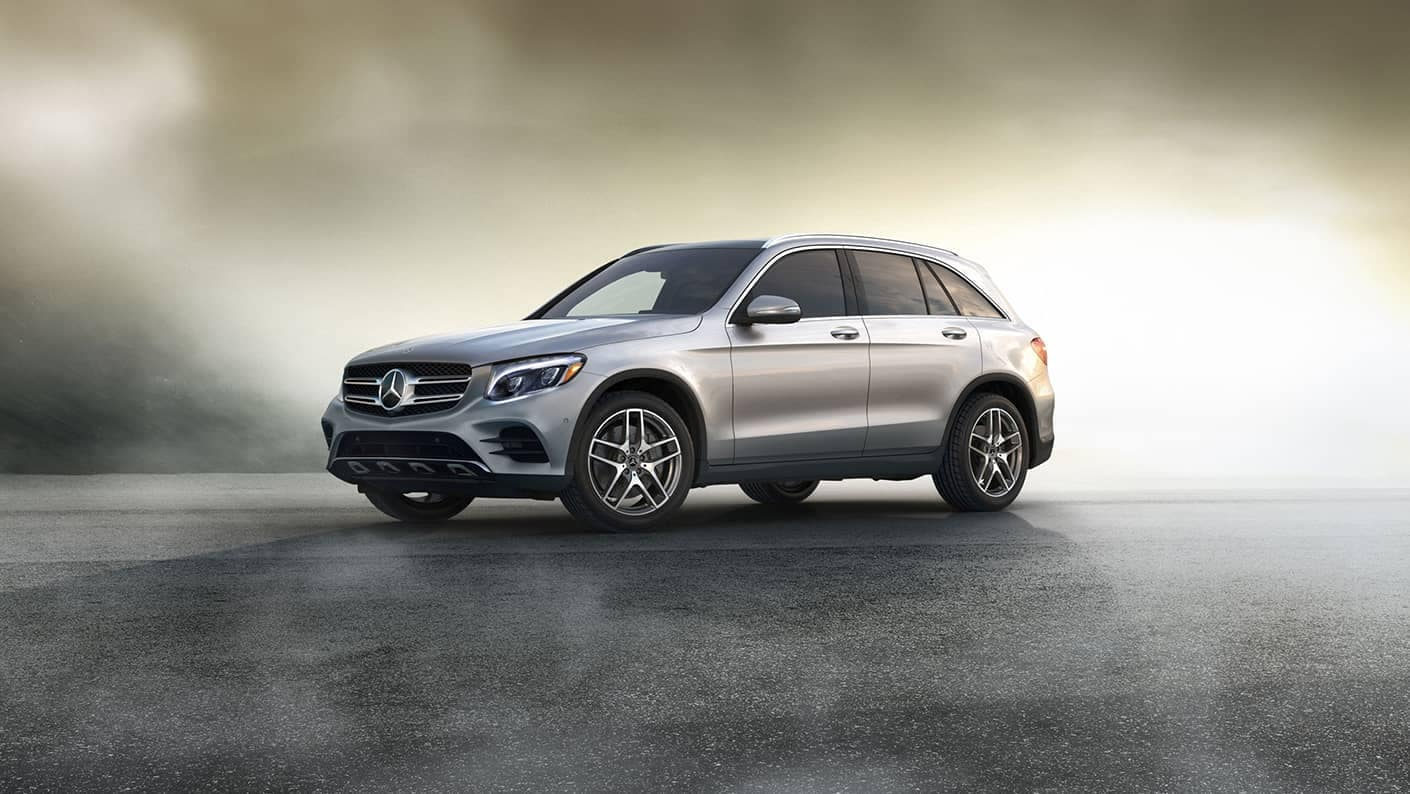 2019 MB GLC Parked