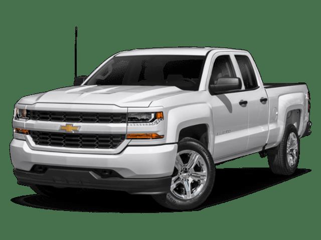 2019 Chevrolet Silverado 1500 in white