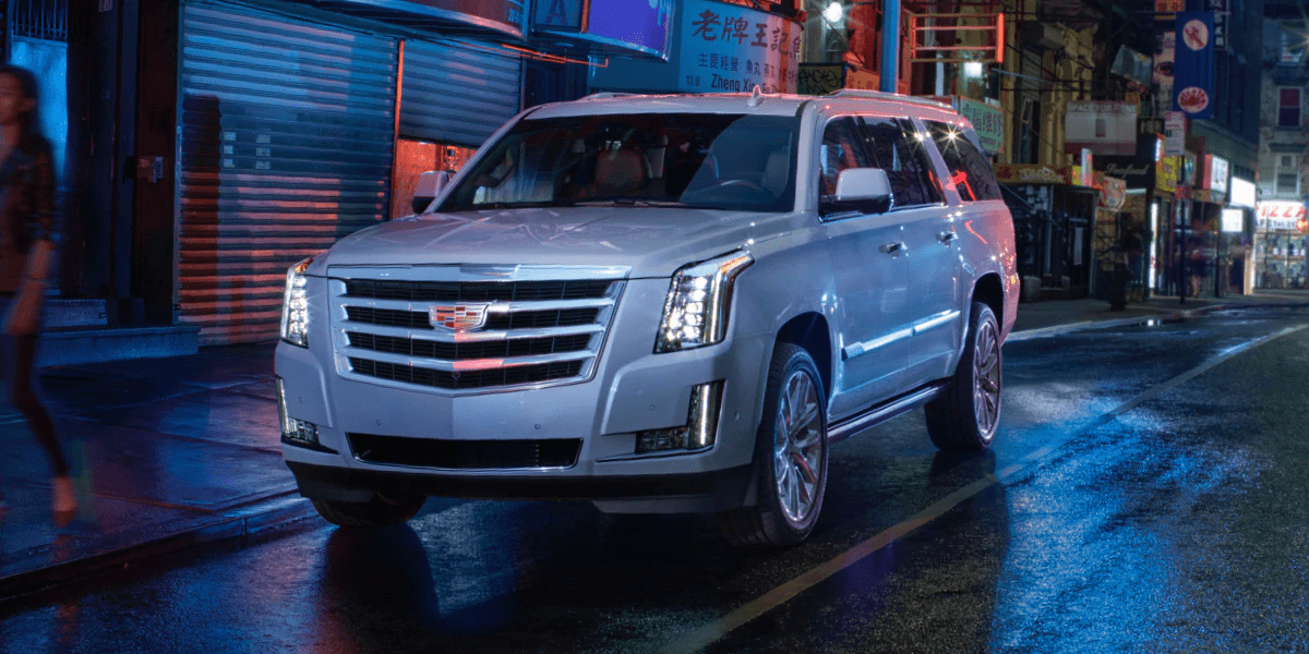 How Much Does A Cadillac Escalade Cost Escalade Price
