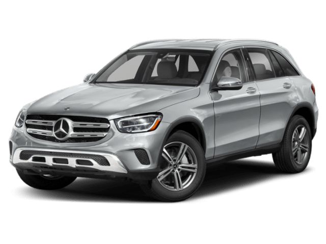 2020 Mercedes-Benz GLC in silver
