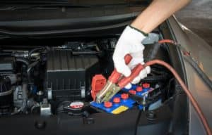Car battery service in San Diego