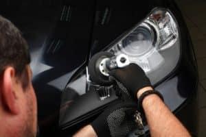 headlight restoration in San Diego