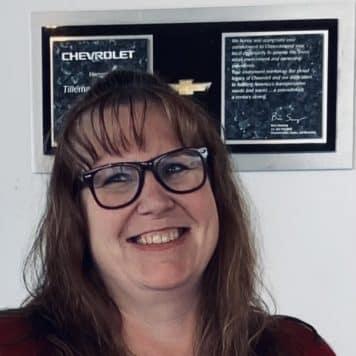 Michelle Turville