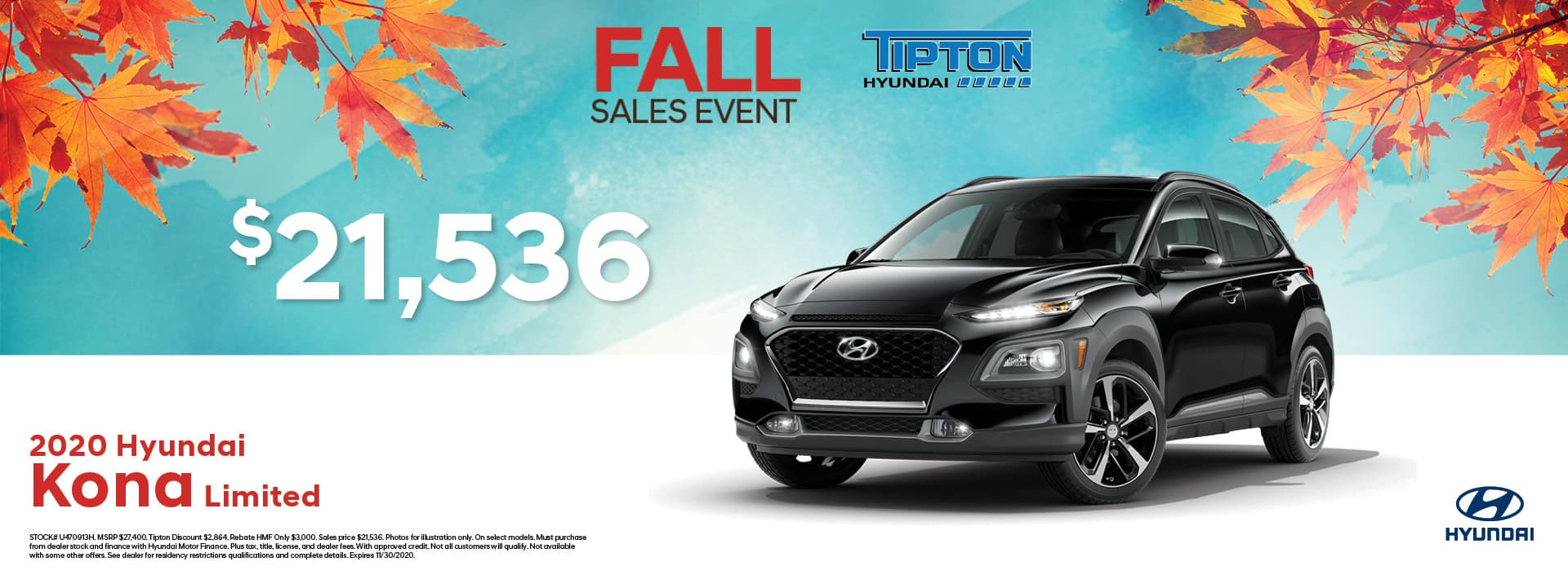 Tipton Hyundai | Hyundai Kona | Toronto, ON
