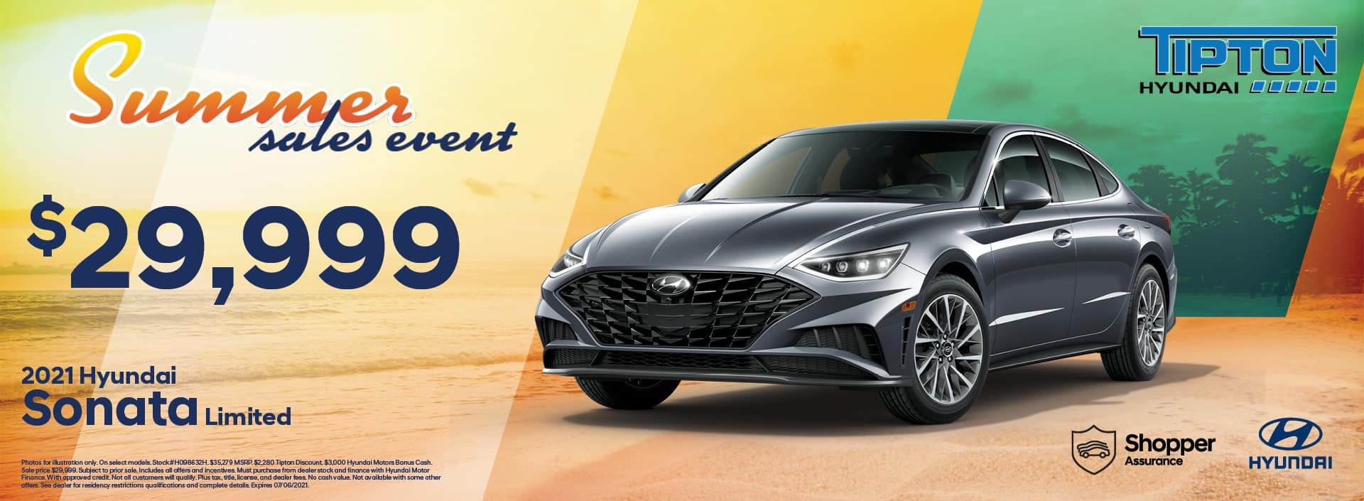 2021 Hyundai Sonata | June Specials | Brownsville, TX