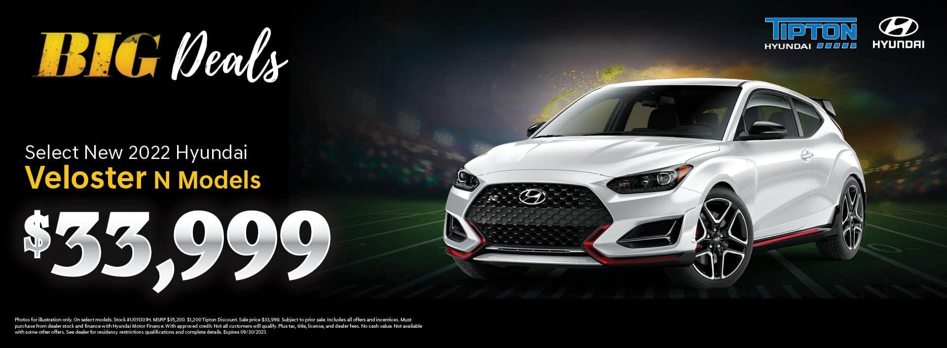 2022 Hyundai Veloster - Brownsville, TX
