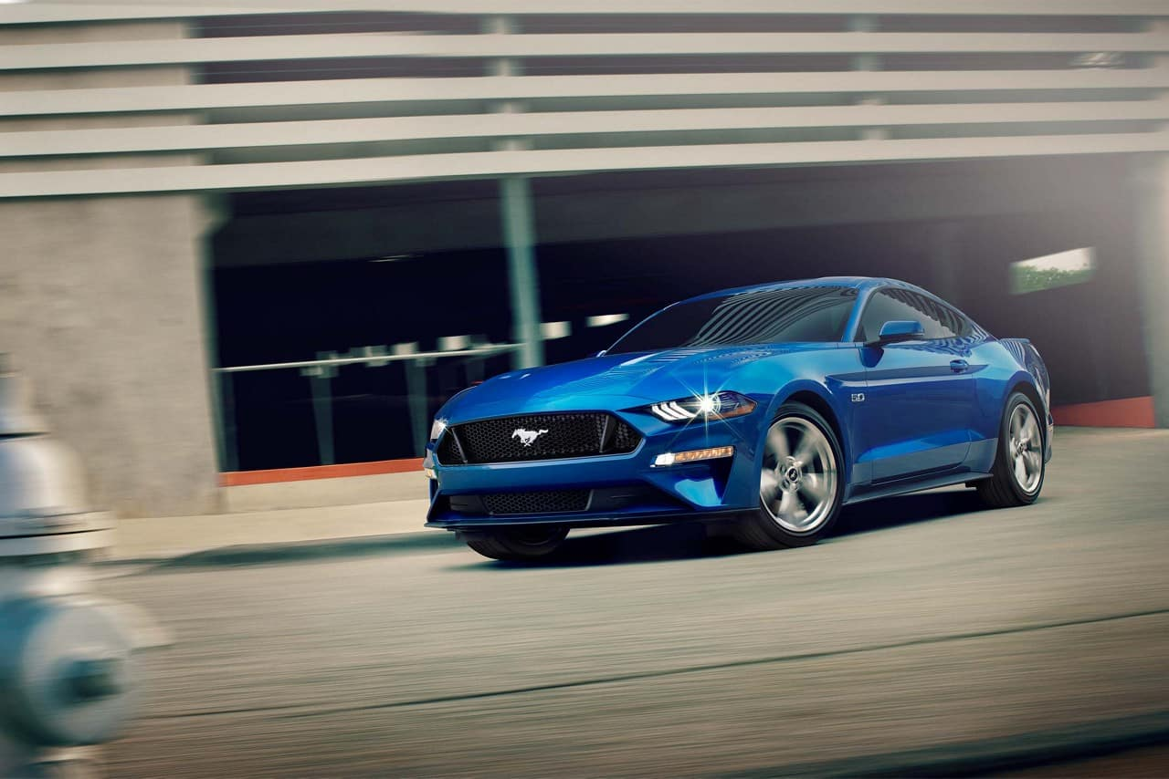 2018 Ford Mustang Review Tomball Serving Houston Tx 97 Gt Fuel Filter Location Choose From Up To Eleven Different Colors For Your Lots Of Classic Vivid Racing Are Here As Well Some New Favorites Like Kona Blue