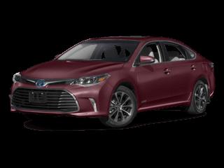 Avalon Hybrid 2016