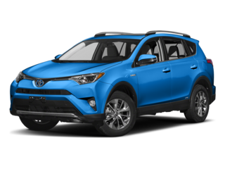Rav4 Hybrid 2017