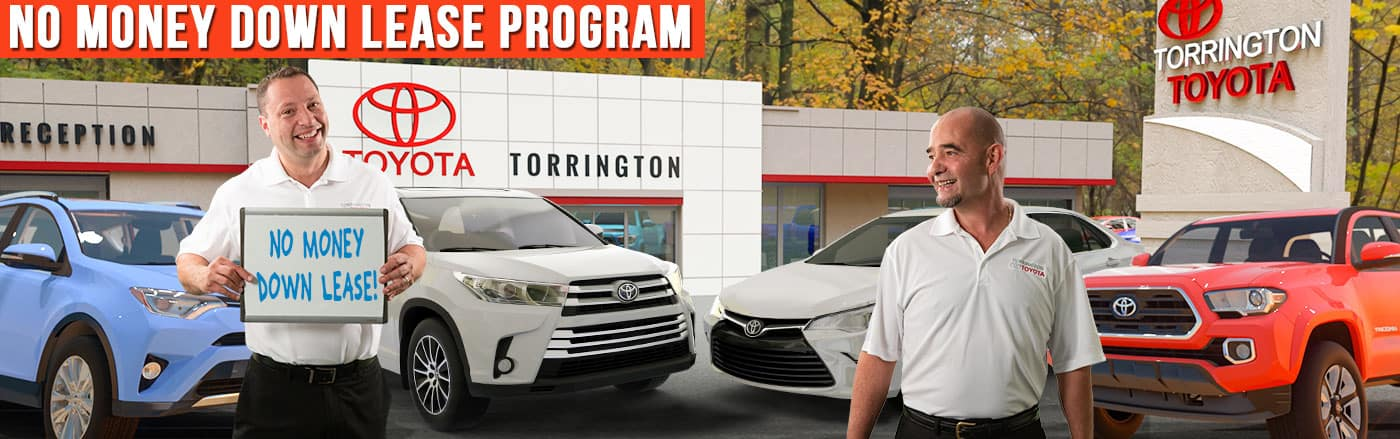 Toyota lease deals no money down