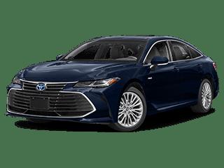 New 2021 Avalon Hybrid