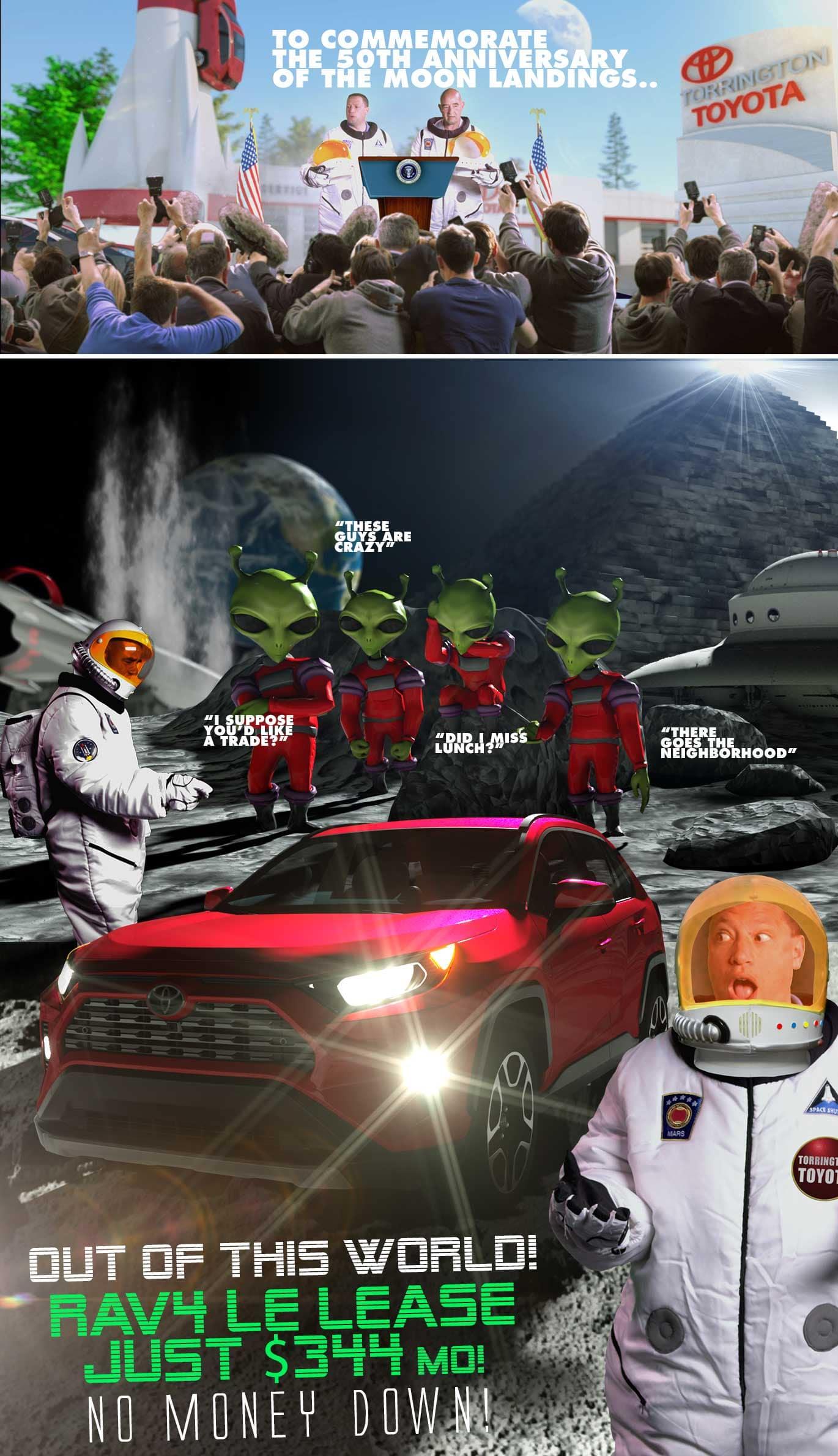 Toyota Lease Deals >> Fake Moon Landings Rav4 Lease Deals Torrington Toyota