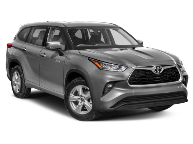 2021 Toyota Highlander Hybrid  All Wheel Drive