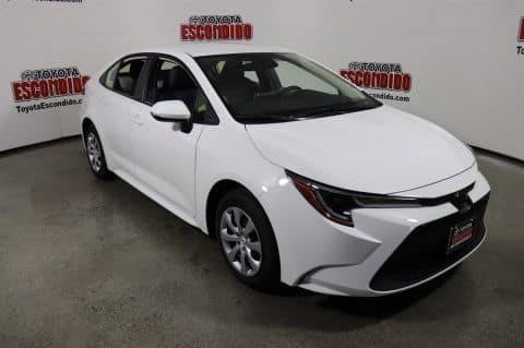 Memorial Day Savings Start Early - Lease a New 2020 Toyota Corolla LE FWD 4dr Car for only $184 a mo + tax