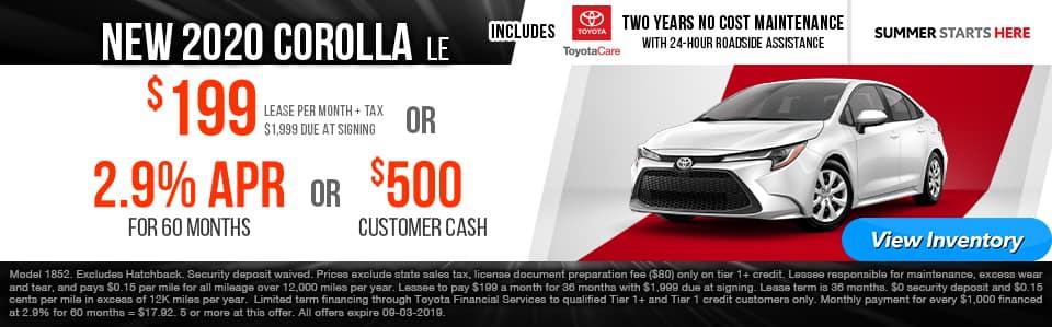 Toyota Of San Diego >> Toyota Escondido Toyota Dealer Serving San Diego