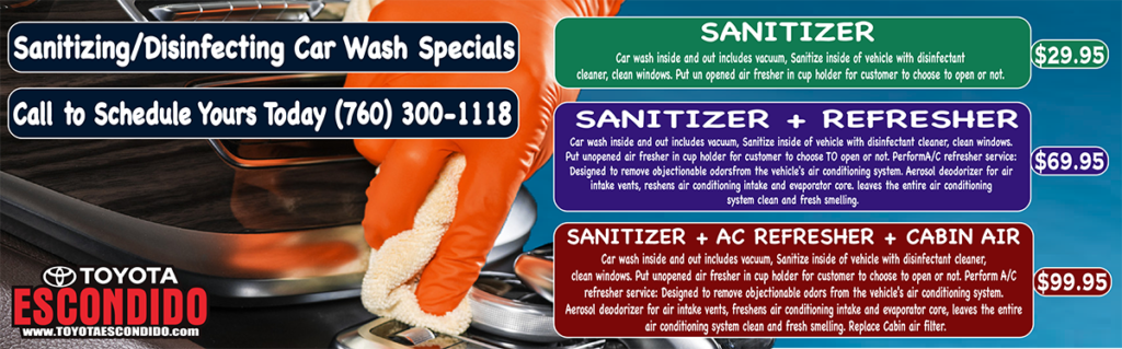 TE Car Sanitiz car wash Web size 1200 x 374 Slide Banner-01