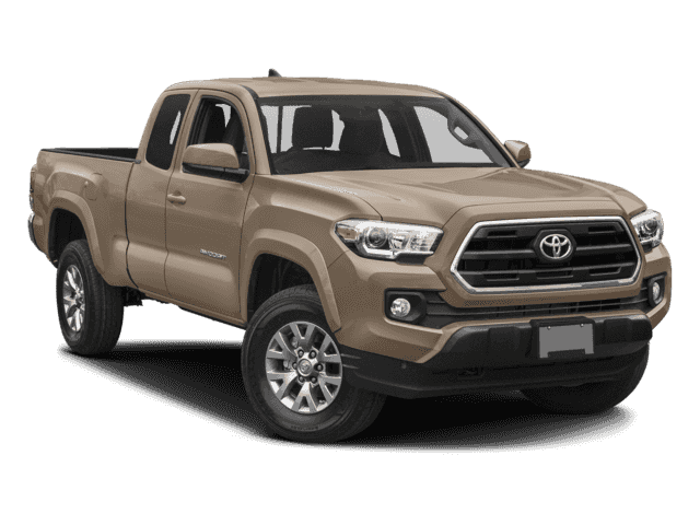 New 2017 Tacoma SR5 Access Cab V6 2WD Auto Model 7126