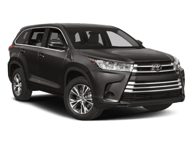 New 2017 Highlander LE 4 Cylinder FWD Model 6942