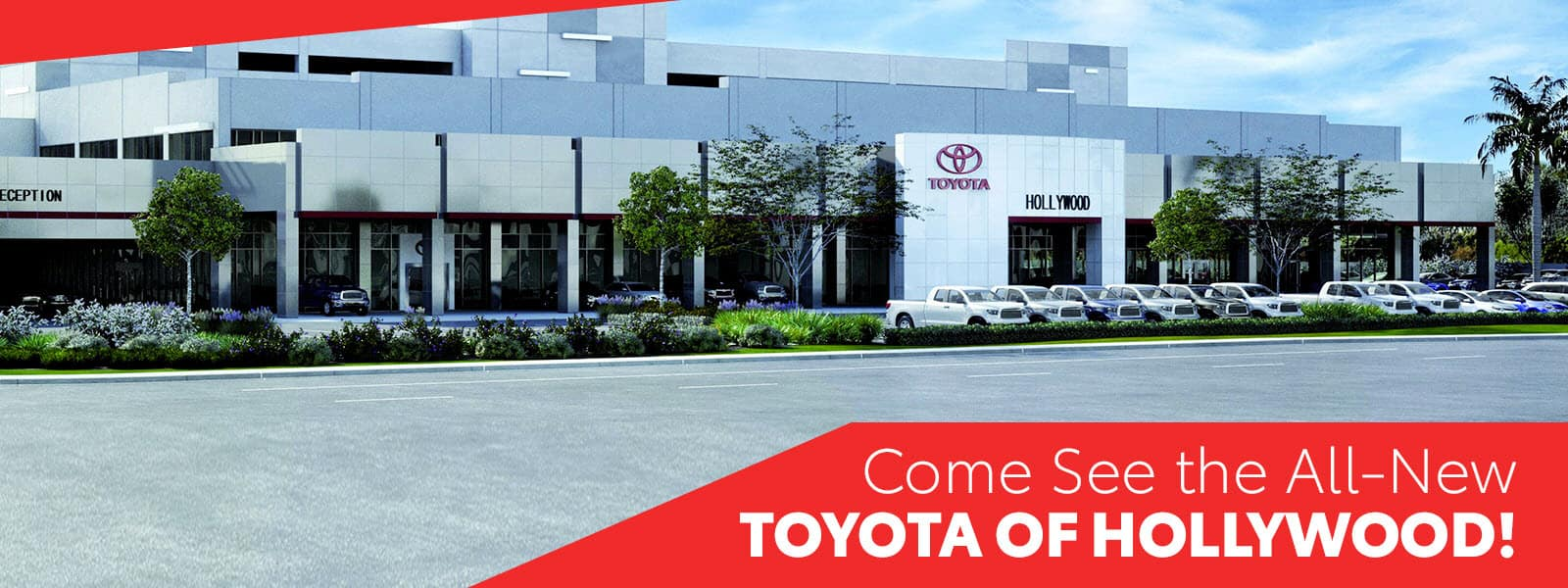 Toyota Of Hollywood FL | Toyota Dealership In Hollywood, FL
