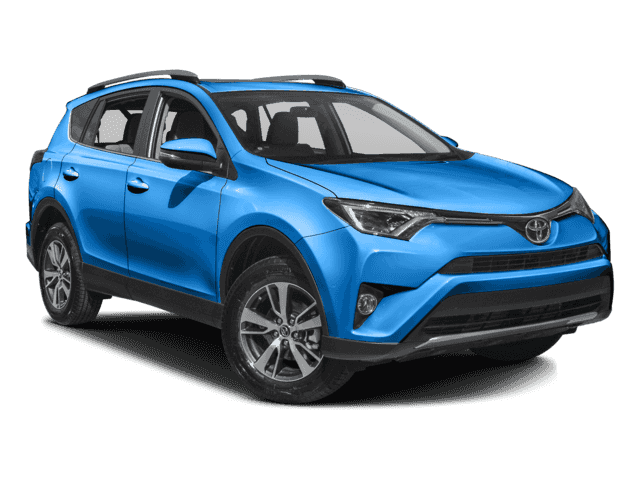New 2017 RAV4 XLE FWD Model 4440