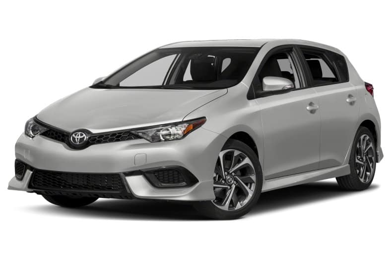 New 2018 Corolla iM Automatic Model 6272