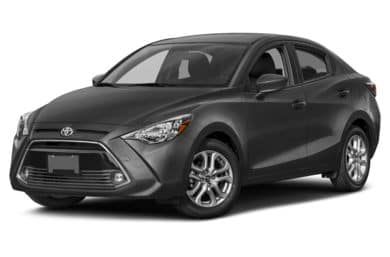NEW 2018 Yaris iA Manual Model 6263